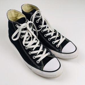 Converse All Star High Top Lace Up Canvas Sneaker